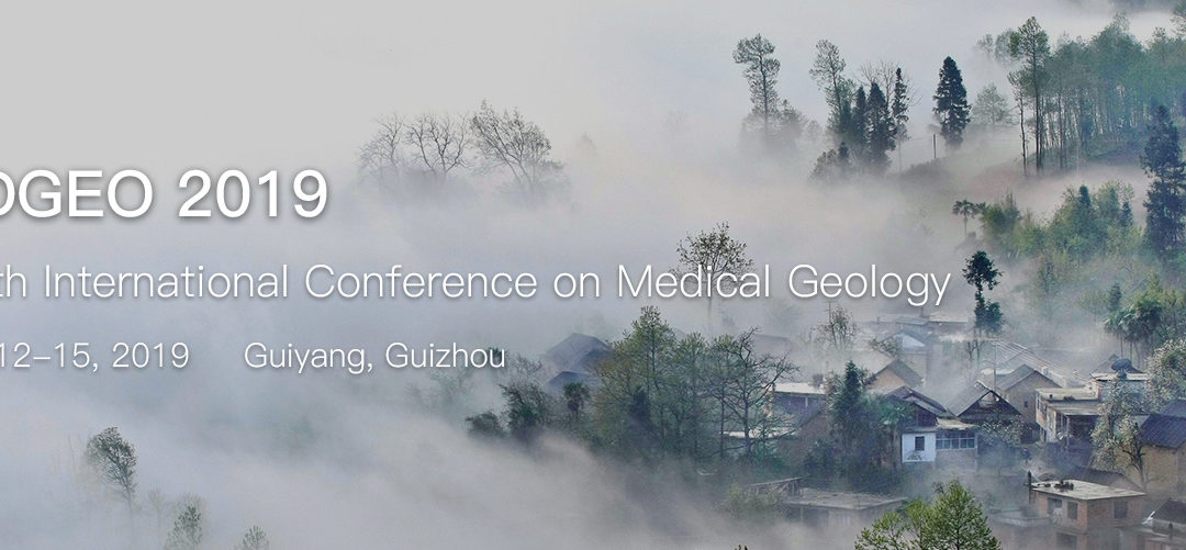 8th International Conference on Medical Geology – MEDGEO 2019 La fecha para el envío de resúmenes se amplía hasta el 31 de marzo de 2019.