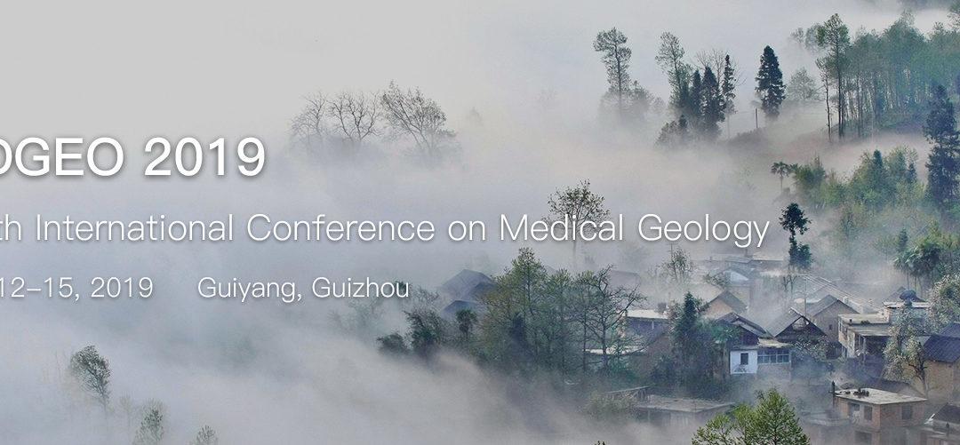 8th International Conference on Medical Geology – MEDGEO 2019 La fecha para el envío de resúmenes se amplía hasta el 31 de marzo de 2019.